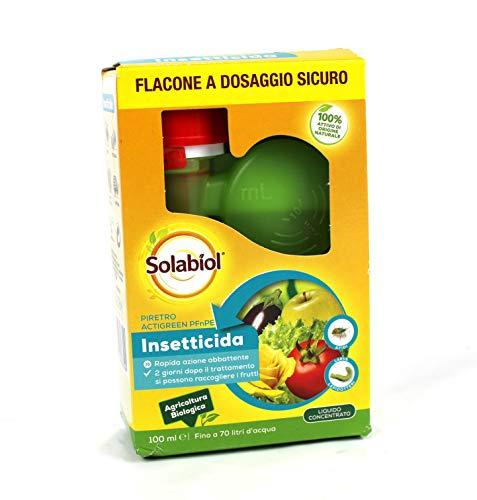 Solabiol Insecticidas de pelitre Jardín Actigreen
