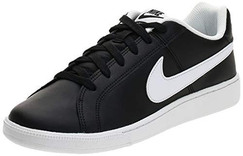 Nike Court Royale, Zapatillas de Gimnasia para Hombre, Negro (Black/White), 45 EU