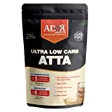 ULTRA LOW CARB : With less than 3 grams Net carbs per roti, it lowers Net carbohydrate intake by 80% compared to normal roti SOFT, TASTY & EASY TO MAKE : Its very easy to make normal soft & tasty Roti, Paratha, Thepla, Thalpeeth, Puri. No extra effor...