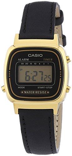 Casio Reloj de Pulsera LA670WEGL-1EF