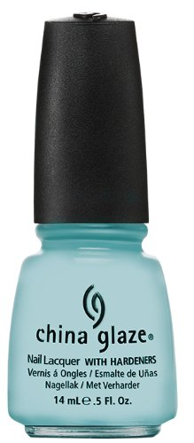 China Glaze Nail Lacquer with Hardner - Lacquered Effect - Kinetic Candy, 1er Pack (1 x 14 ml)