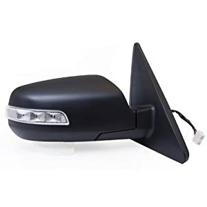 Power Side View Mirror Passenger Right RH for 00-05 Chevy Impala 1A Auto