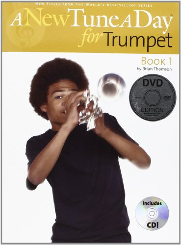 A New Tune A Day: Trumpet - Book1 (DVD Edition) (Book, CD & DVD): Noten, Lehrmaterial, CD, DVD (Video) für Trompete (New Tune a Day Book & CD + DVD)