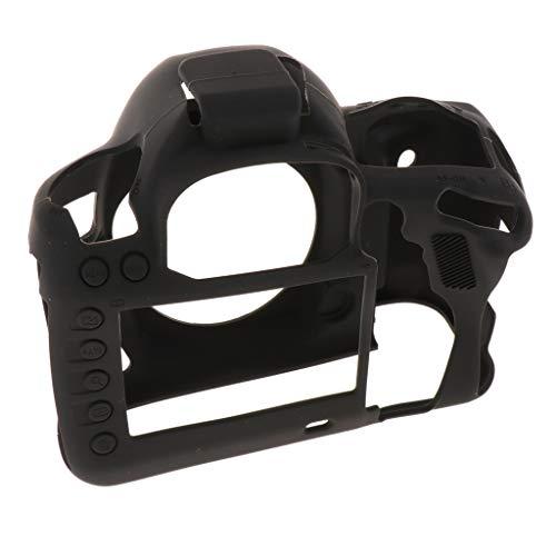 Baoblaze Funda Protectora de Silicona para Canon 5D Mark IV Protectora de Cuerpo Completo