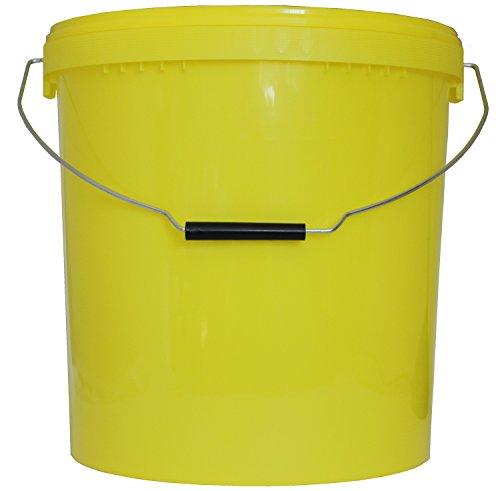 Germerott Bienentechnik 5 Mal Honigeimer Honigeimer 25 kg mit Deckel Preis Pro Stück 6,90 Euro