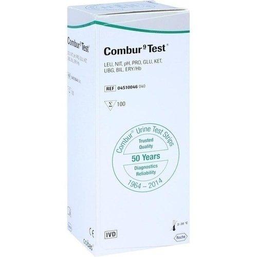 Combur 9 Test, 100 St. Teststreifen