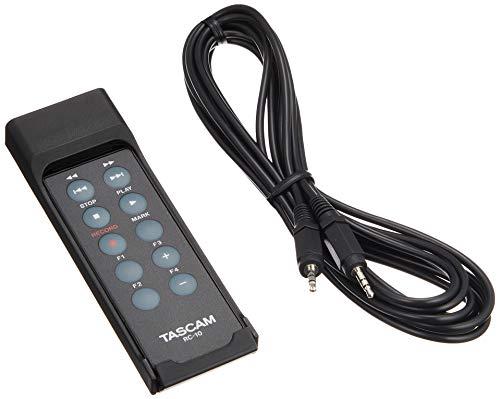Tascam RC-10 – Kabellose/kabelgebundene Fernbedienung