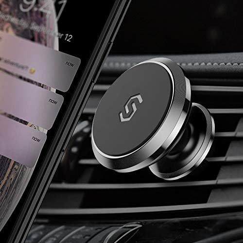 Syncwire Soporte Magnético Movil Coche, Soporte Smartphone Vehículo para...