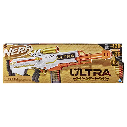 The Nerf Ultra Pharaoh offers good performance