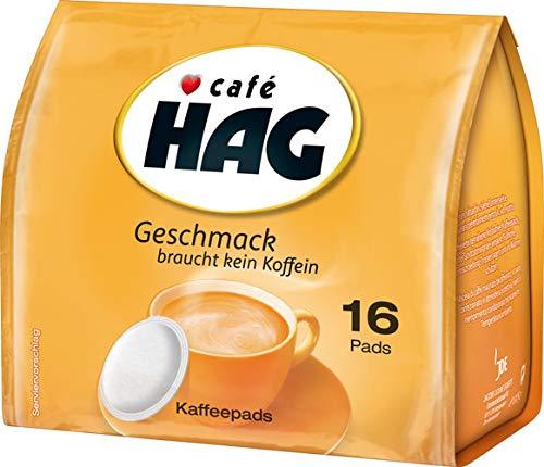 Café Hag Kaffee-Pads, entkoffeiniert - 10x 105 g