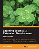 Learning Joomla! 3 Extension Development by Tim Plummer