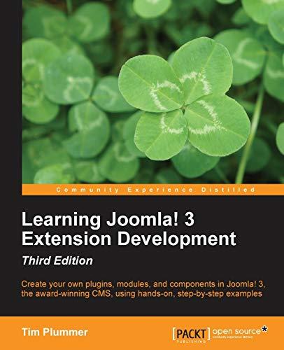 Learning Joomla! 3 Extension Development-Third Edition (English Edition)
