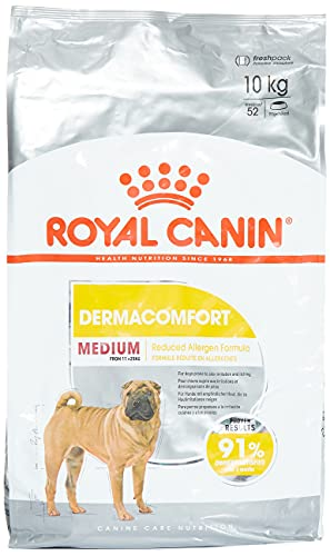 Royal Canin C-08419 S.N. Medium Dermacomfort - 10 Kg