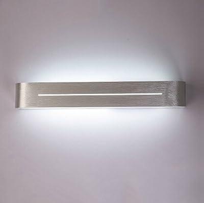 LUMINTURS 14W LED Wall Sconces Mirror Light Fixture Makeup Dresser Lamp P..