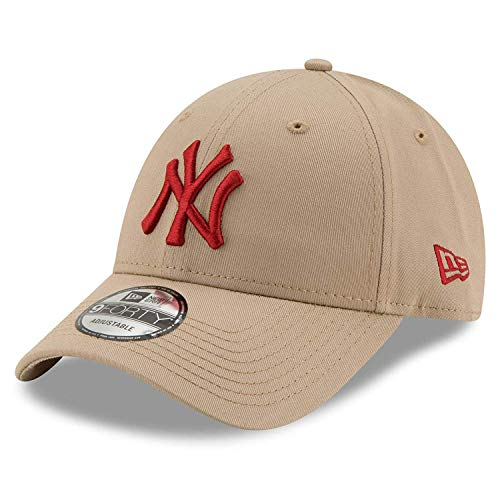 New Era 9forty Strapback Cap MLB New York Yankees los Angeles Dodgers Hombres Mujeres Gorra Sombrero Distintos Colores en Bundle con UD Pañuelo