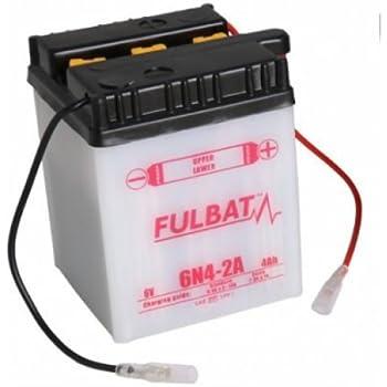 Batterie BS BATTERY BB4L-B conventionnelle livr/ée avec pack acide