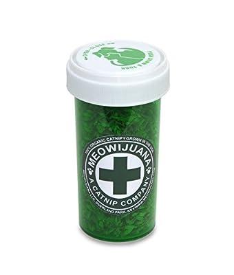 Meowijuana Meowi-Waui - Primo Kitty Weed - Small Bottle