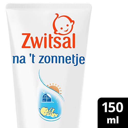 Zwitsal Na 't zonnetje 0% parfum Aftersun lotion 150 ml - Dermatologisch Getest & Hypoallergeen - 1 stuk