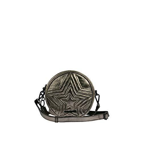 FREDsBRUDER | Round Rush | Umhängetasche - bronze, Größe:1, Farbe:braun