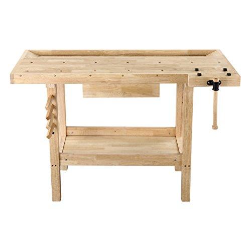 Olympia Tools 48-Inch Hardwood Workbench