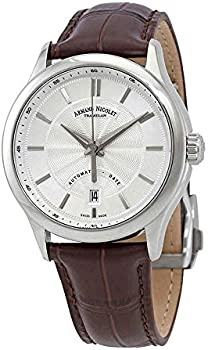 Armand Nicolet M02 Automatic Silver Dial Men's Watch