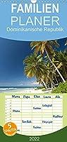 Dominikanische Republik - Familienplaner hoch (Wandkalender 2022 , 21 cm x 45 cm, hoch): Karibische Traumstraende und koloniales Erbe aus der Dominikanischen Republik (Monatskalender, 14 Seiten )