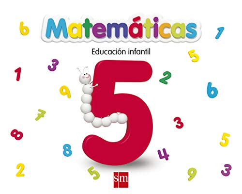 Matemáticas 5. Educación Infantil - 9788467551846