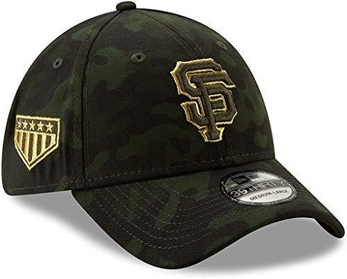 New Era San Francisco Giants 2019 MLB Armed Forces Day 39THIRTY Flex Hat (M/L)