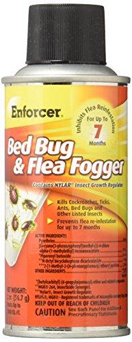 ENFORCER EBBFF2 Bed Bug & Flea Fogger (3 Pack)