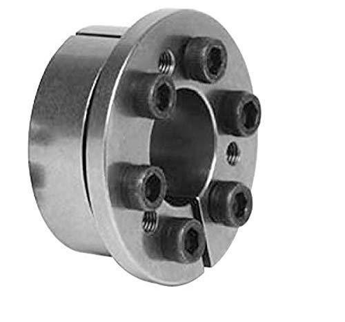 Lovejoy 1750 Series Shaft Locking Device, Metric, 48 mm shaft diameter x 80mm outer diameter of shaft locking device, 1407 ft-lb Maximum Transmissible Torque