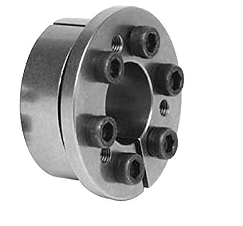 Lovejoy 1750 Series Shaft Locking Device, Metric, 48 mm shaft diameter x 80mm outer diameter of shaft locking device, 1407 ft-lb Maximum Transmissible Torque