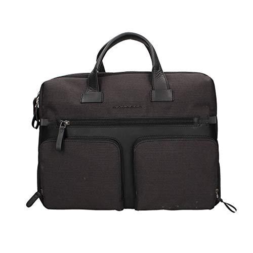 Piquadro Tiros Laptoptasche 41 cm black