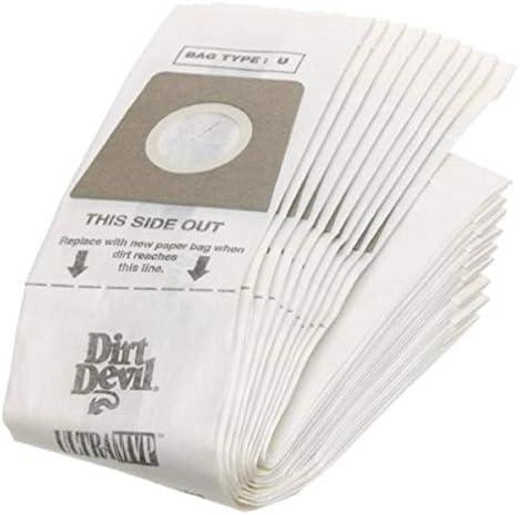 Top 10 Best dirt devil vacuum cleaner bags Reviews