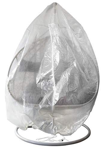 Trendyshop365 universelle wetterfeste Schutzhülle für Hängesessel bis 140cm Durchmesser