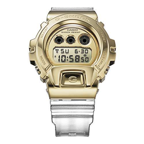 G-Shock GM6900SG-9 Transparente/Oro Talla única