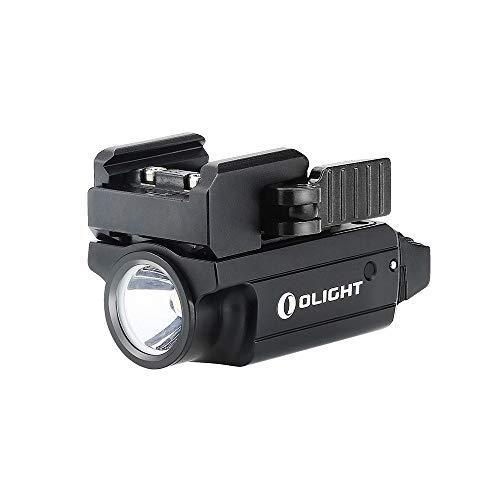 OLIGHT(オーライト) PL-MINI 2 VALKYRIE ウェポンライト 600ルーメン ハンディライト 充電式 XP-L-HD-CW 小型 懐中電灯 フラッシュライト タクティカル ライト 2年保証