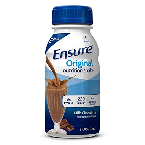 Ensure Original Nutrition Shake with 9 grams of protein, Meal...