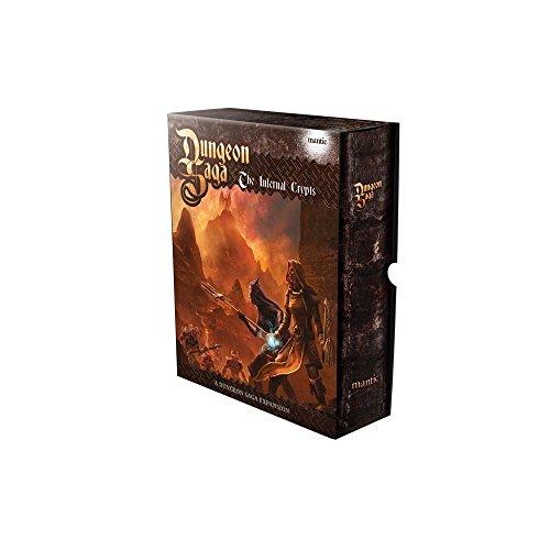 Mantic Games mgds67421–Spiel höllischem Krypta (Erweiterung für Dungeon Saga)