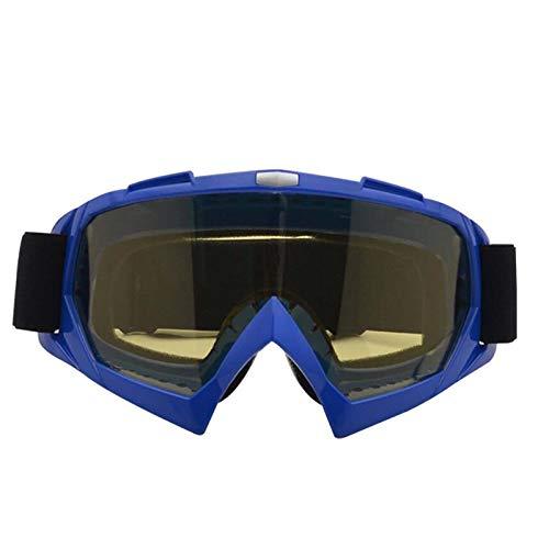 Allegorly Esquí Snowboard Motocicleta Gafas De Sol Gafas Gafas Gafas, Gafas De ProteccióN Anti-Ultravioleta Y contra El Polvo Al Aire Libre para Esquiar Y Montar