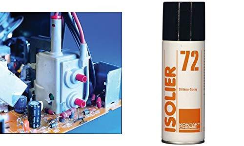 KONTAKT CHEMIE 73509 Isolier 72 Silikonöl, 200 ml