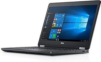 Dell Latitude E5470 Laptop - Intel Core i5-6300HQ 2.3GHz Quad-Core Processor - 14.0in 1366x768 HD Display - 4GB DDR4 2400M...