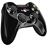 PXN Wireless Mobile Game Controller for iPhone, iPad, Apple TV, Mfi Certified Gamepad, 30+ Hour Battery Life with Phone Clip (Black)