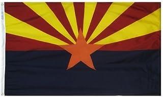 Sponsored Ad - All Star Flags 3x5` Arizona Heavy Weight Nylon Flag from