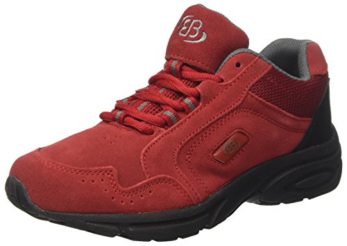 Brütting Damen Circle Walkingschuhe, Rot (Rot), 39 EU