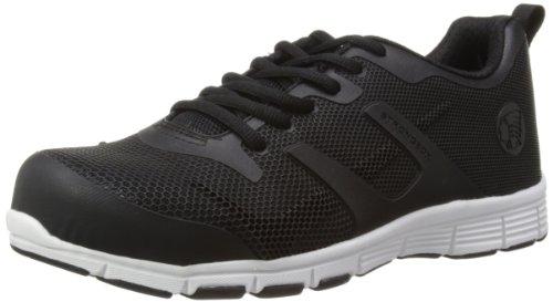 Apache Vault - Zapatos de seguridad para hombre, color negro