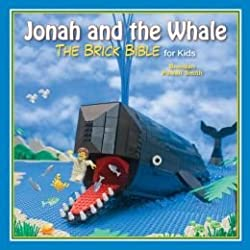 Jonah and the Whale: The Brick Bible for Kids (Hardback)