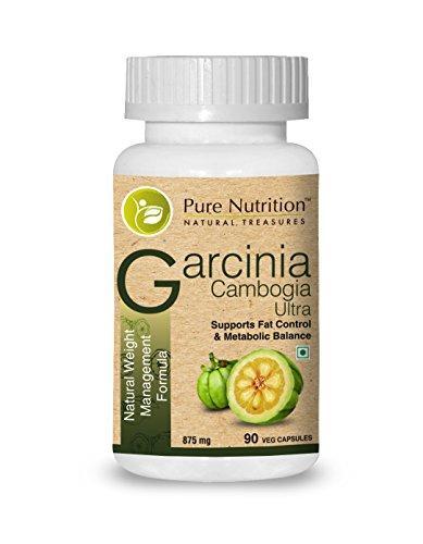 Pure Nutrition Garcinia Cambogia Weight Management Formula - 90 Capsules