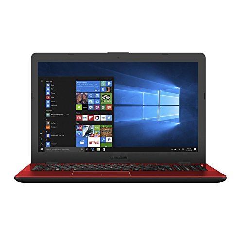 'ASUSTEK 90 nb0fe4-m06260 COMPUTER PORTATILE ibrida 15,6 Rosso (Intel Core i3, 8 GB di RAM, 1 TB, NVIDIA GeForce 930 MX, Windows 10 Home) Tastiera AZERTY francese