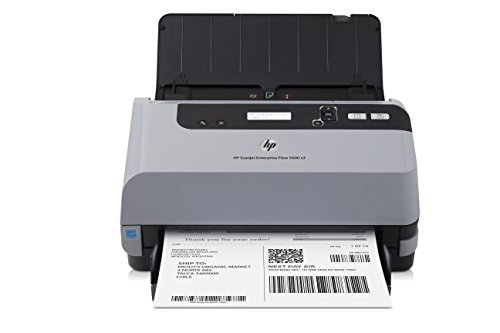 Lowest Price! HP Scanjet Enterprise Flow 5000 s3 (L2751A)