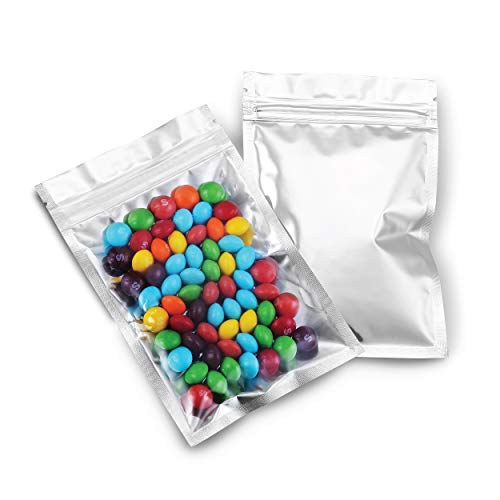 Mylar Bags with Ziplock 4